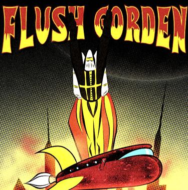 flush gorden
