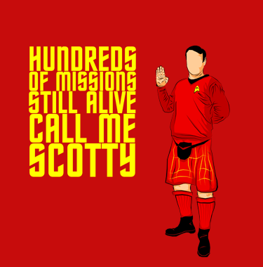 kilted scotty