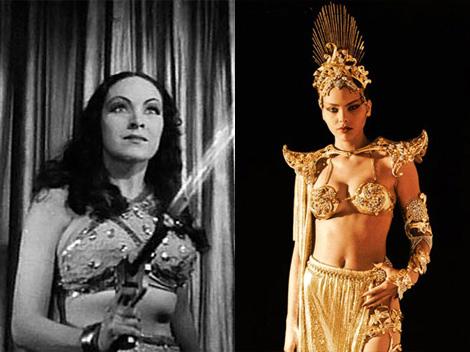 Princess Aura - Priscilla Lawson, Ornella Muti