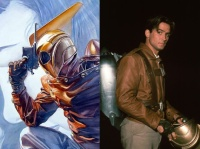 The Rocketeer - Alex Ross (Artist), Billy Campbell