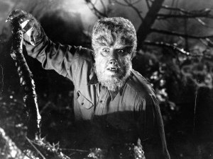 Lon Chaney Jr - The Wolf Man
